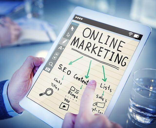 Ota huomioon digitaalinen markkinointi kotisivujen suunnittelussa