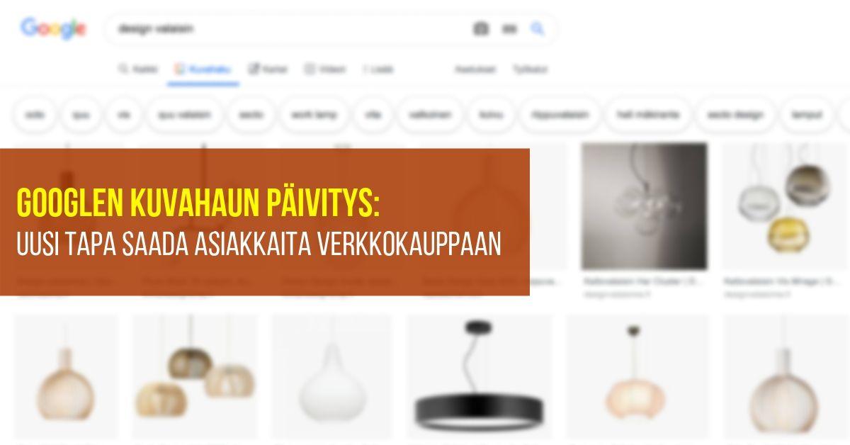 google kuvahaku päivitys 2019